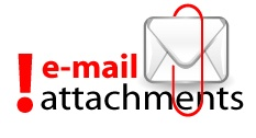 Image result for email danger attachments